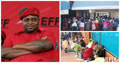 Floyd Shivambu did not pay attention to Brian's business until VBS scandal