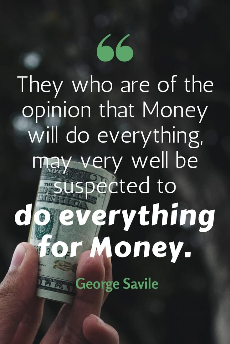 50 best money quotes of all time