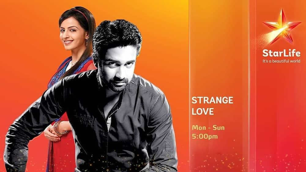 Strange Love Indian series cast