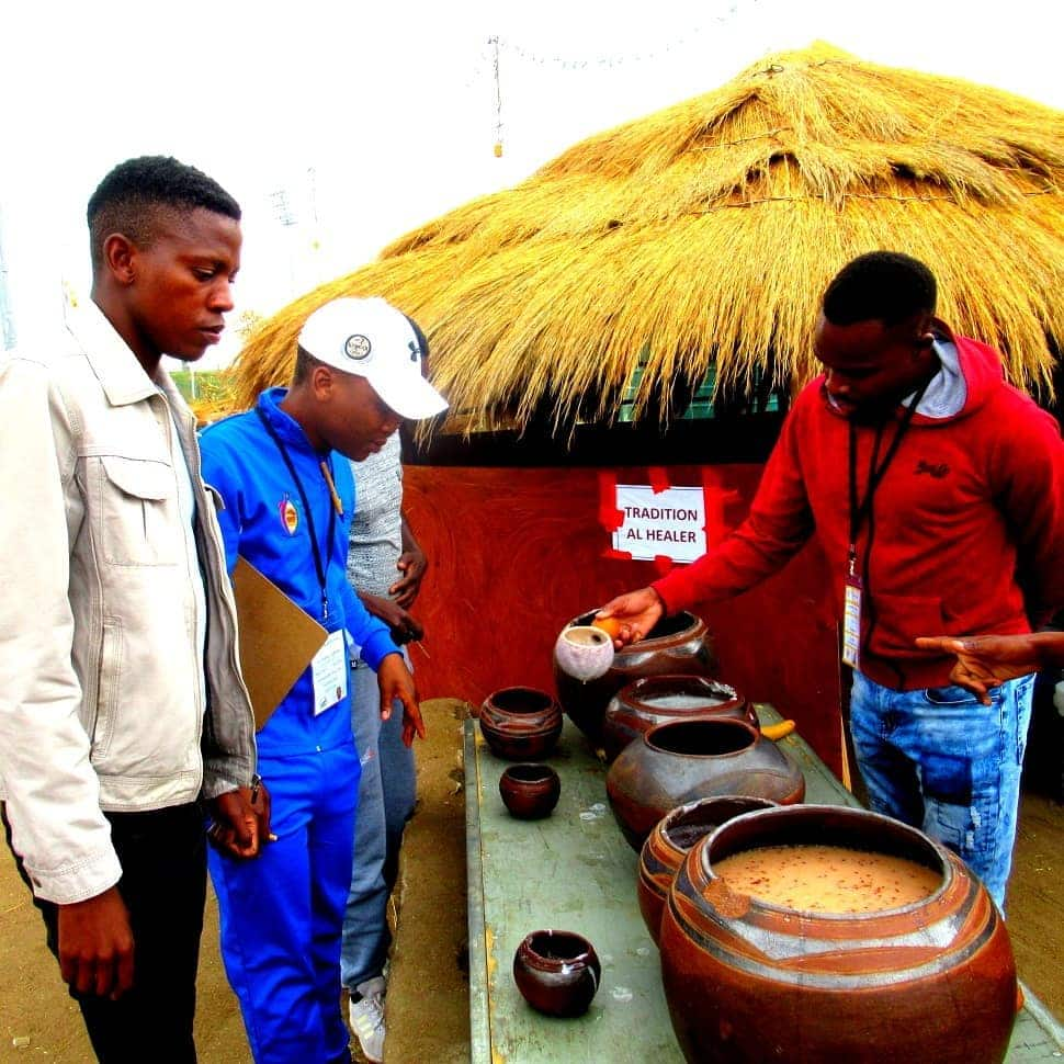 Ndebele culture food