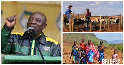 Ramaphosa: the dignity of our people will be restored when land is returned