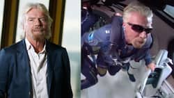 """""""I was once a child with a dream"""": Richard Branson shares breathtaking video of his space adventure"""