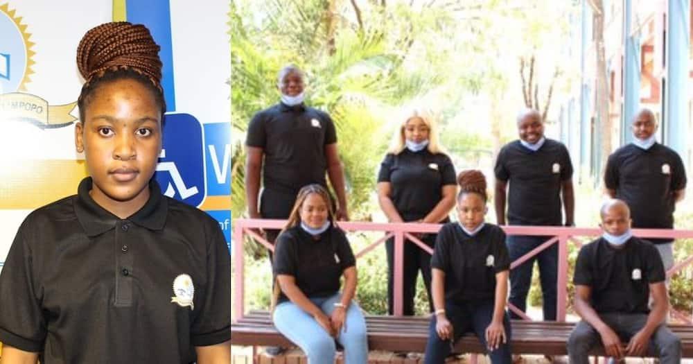 Meet Sekedi Mabatha, University of Limpopo's 1st female SRC