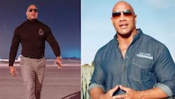 Lol: The Rock feels honoured to be in child's 'Lion Kingdom'