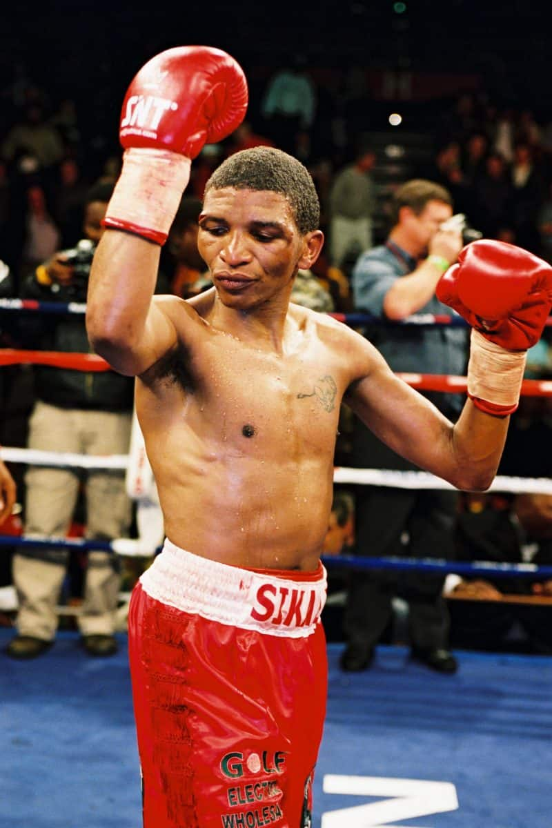 South African boxers