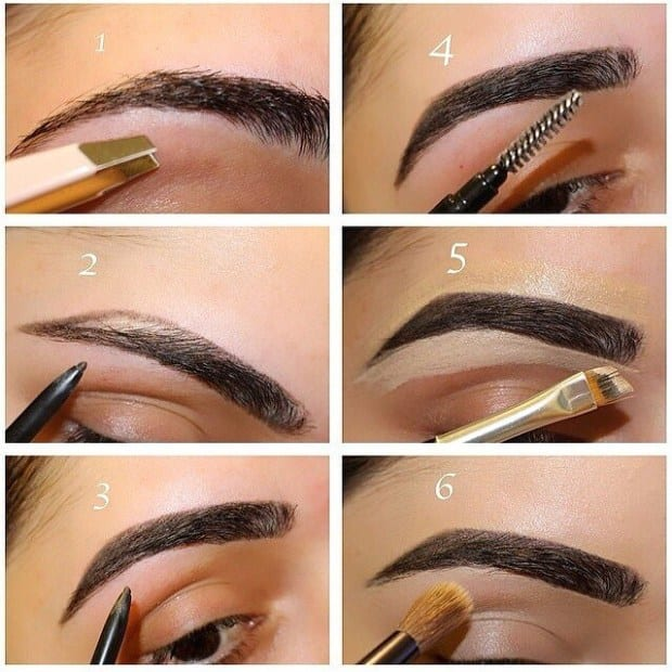 eyebrows tutorials how to do your eyebrows how to do eyebrows at home