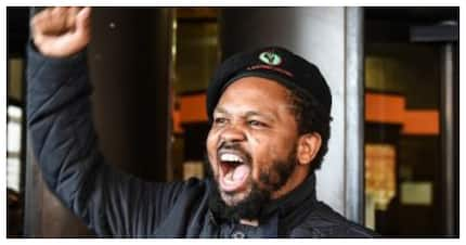 BLF leader Andile Mngxitama back on Twitter after suspension for hateful conduct