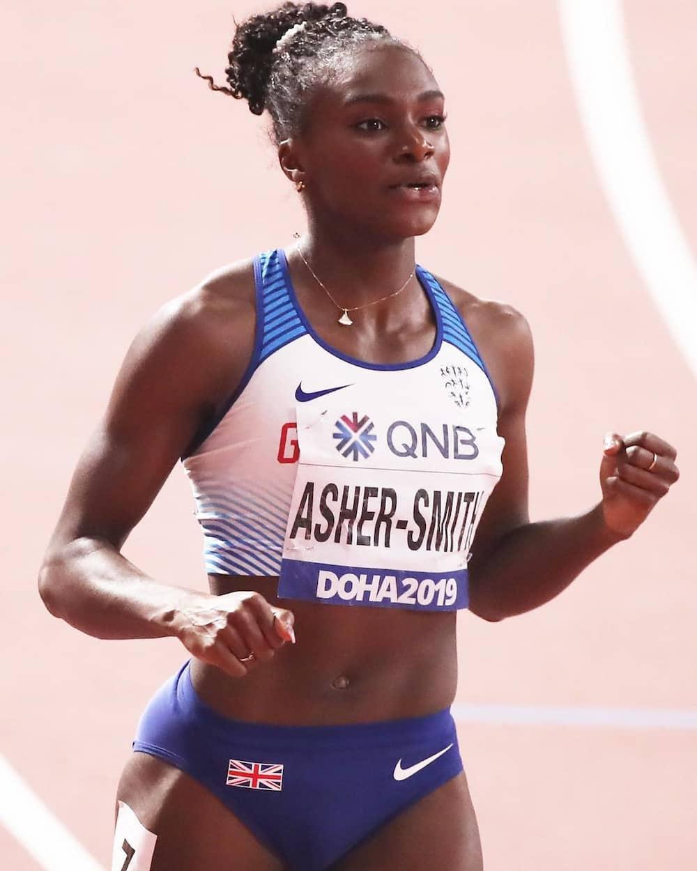Dina Asher-Smith career