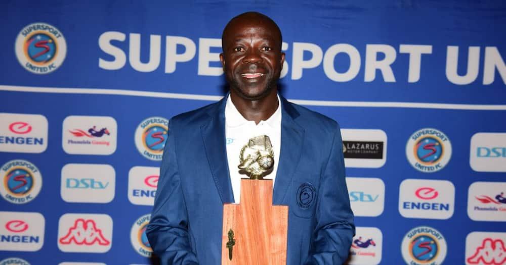 SuperSport United, Kaitano Tembo, FIFA, international break, Bafana Bafana