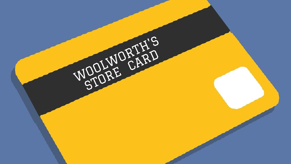 Woolworths account