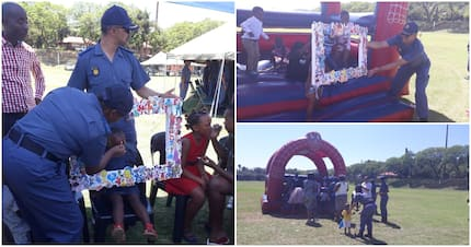 SAPS hosts Christmas party for children of deceased officers