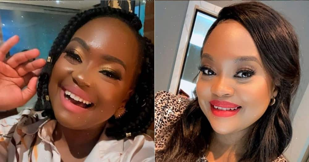 Kayise Ngqula, opens up, about battling insecurities, embraces her scars