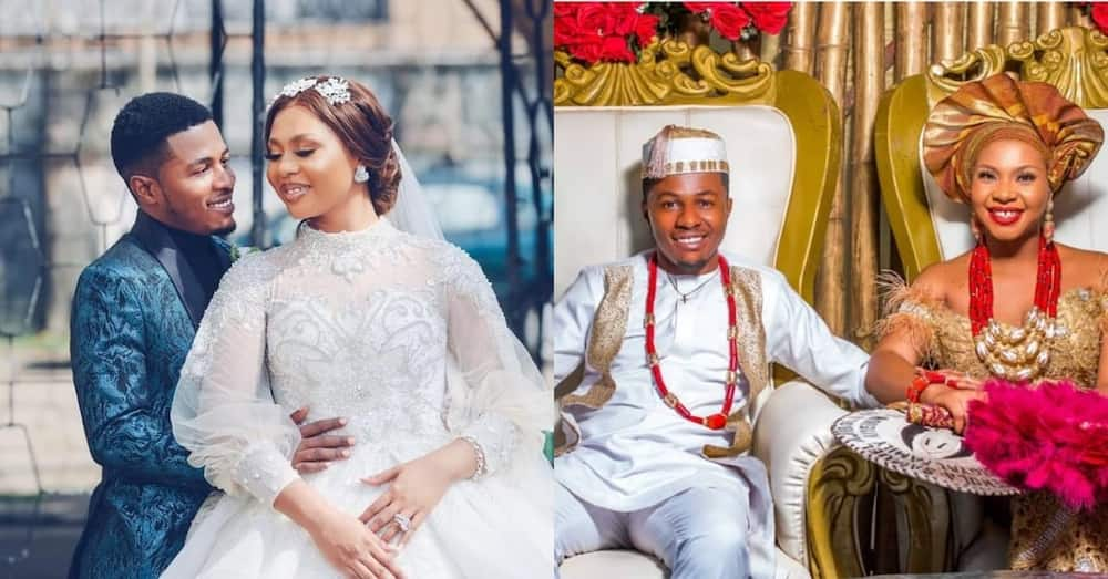 Man marries primary class prefect who always wrote his name as talkative person