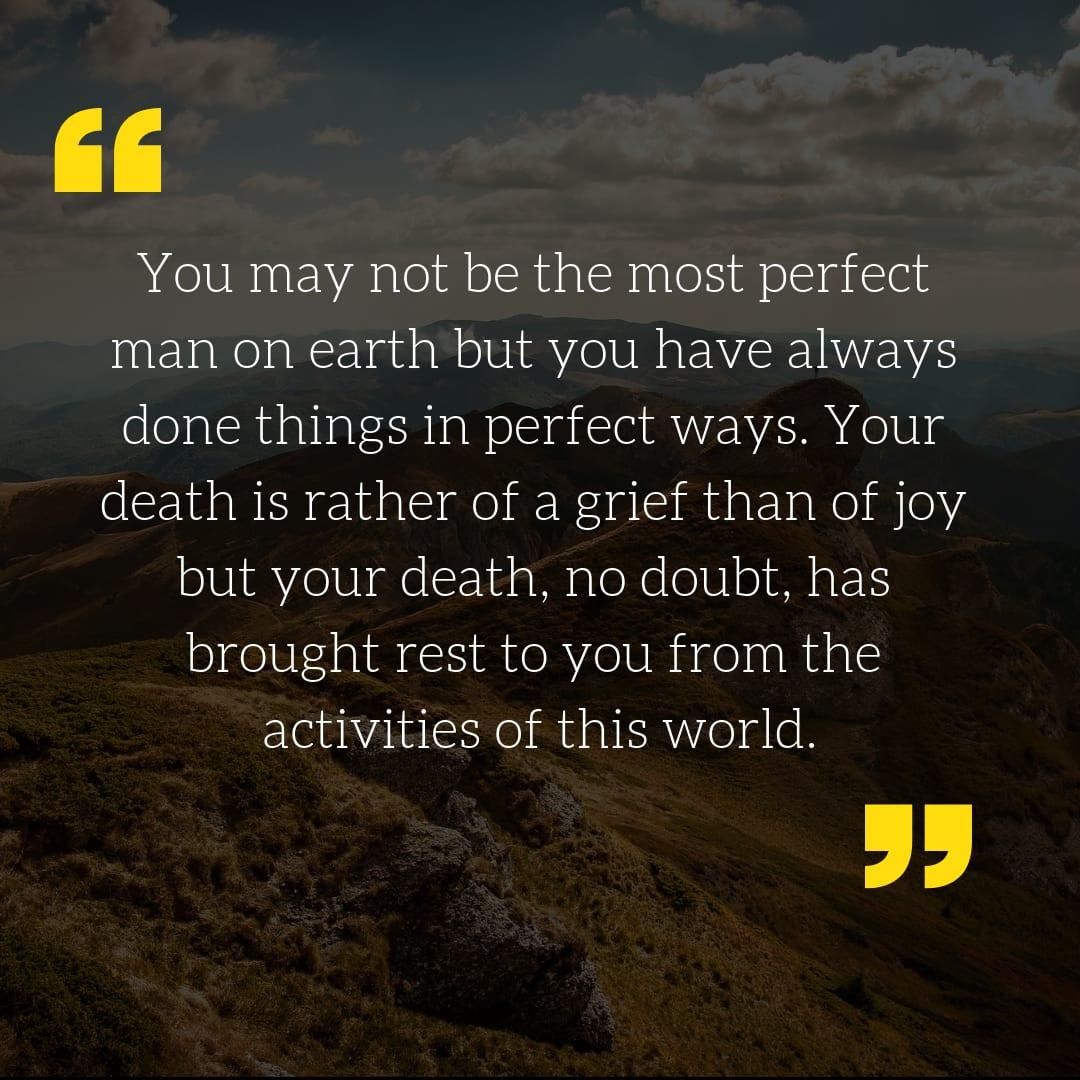 Grandma Quotes Death