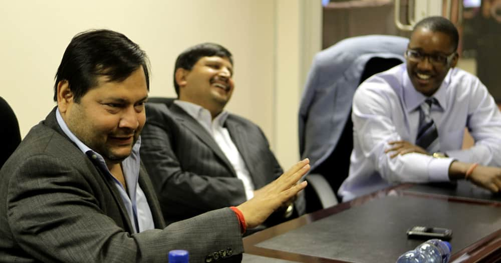 Gupta Gang and Salim Essa Banned by UK for Their Role in SA Corruption