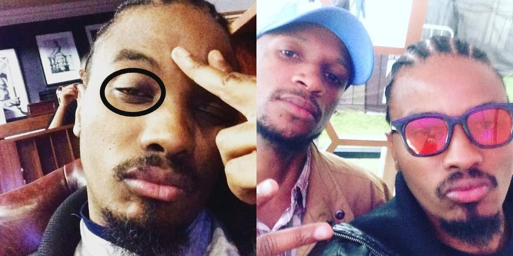 L'Tido exposes heartbroken Sean Pages for stalking his ex-girlfriend