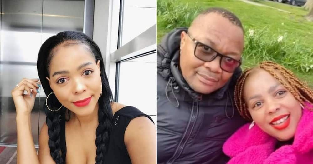 Former, Generations: The Legacy star, Asanda Foji, opens up, about, almost losing hubby