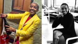 Woman, 50, celebrates her birthday, Mzansi can't believe her age: #ForeverYoung