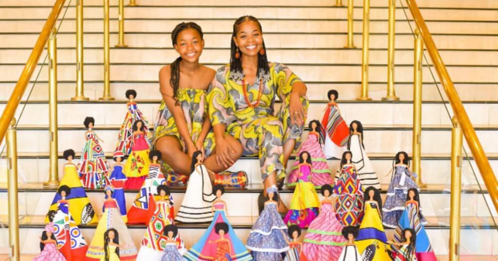 Women, Business, Dolls, Mom, Founder, Nandikwa Dolls, Inspirational, African, Social media reactions