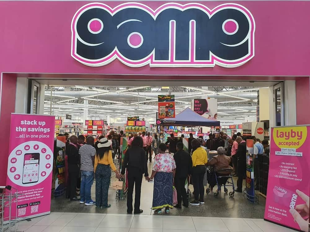 South Africa's discount retailer
