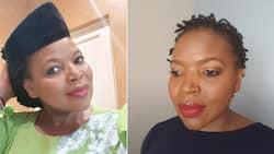 Florence Masebe speaks on behalf of SA actors, begging for liberation