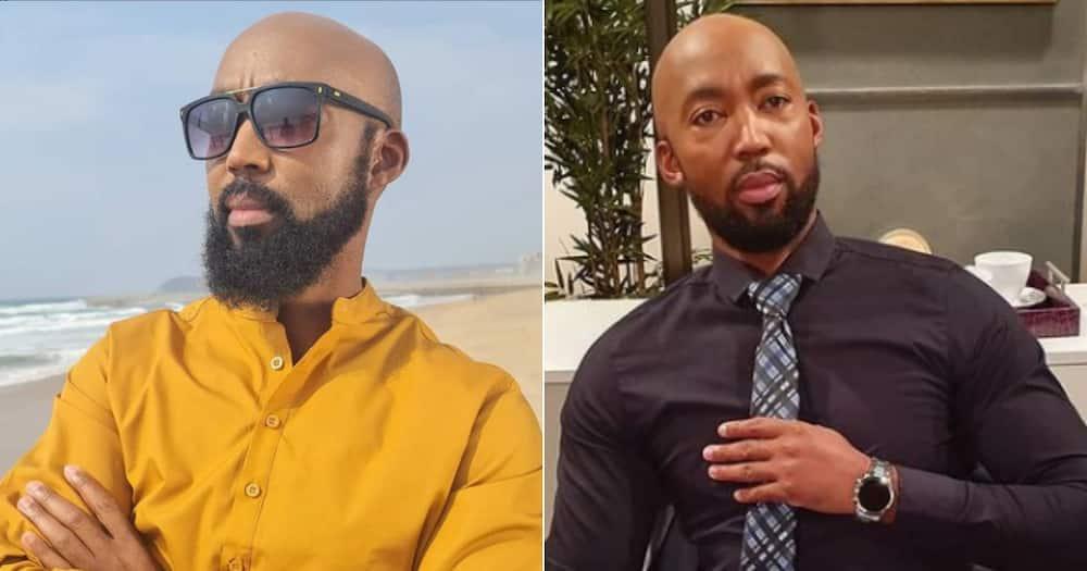 "Muvhango, Actor, Dingaan Mokebe, Reality Check, ""Beautiful"" People, Humble, Respect"