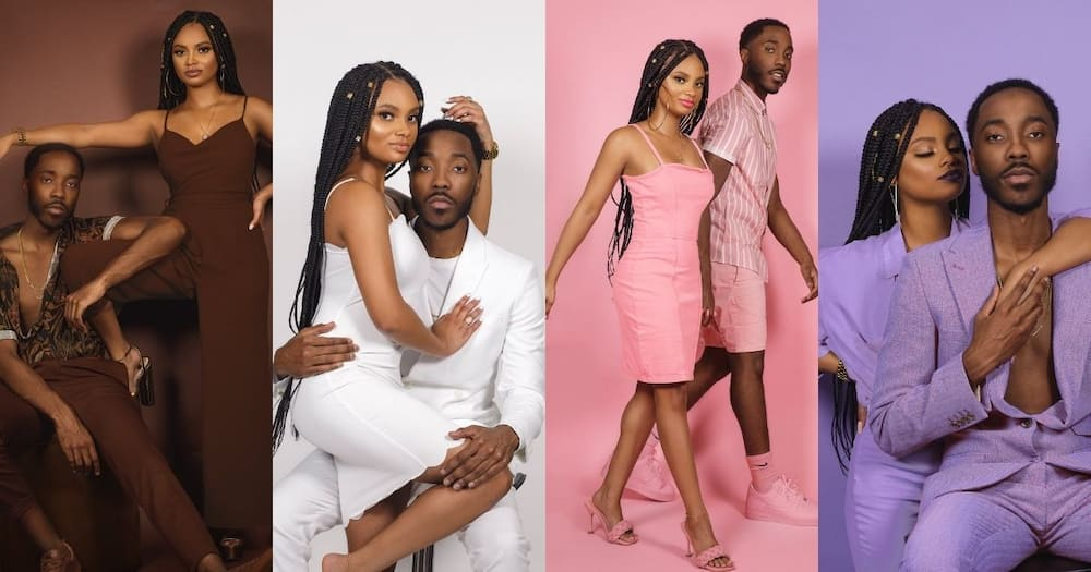 Couple goes viral with stunning anniversary photoshoot
