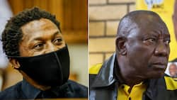 EFF's Ndlozi shades Ramaphosa over 'crusty' complexion, Mzansi has mixed reactions