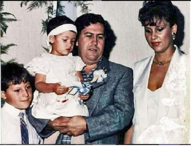 Pablo Escobar wife, Maria Victoria Henao: What happened to her after he got captured