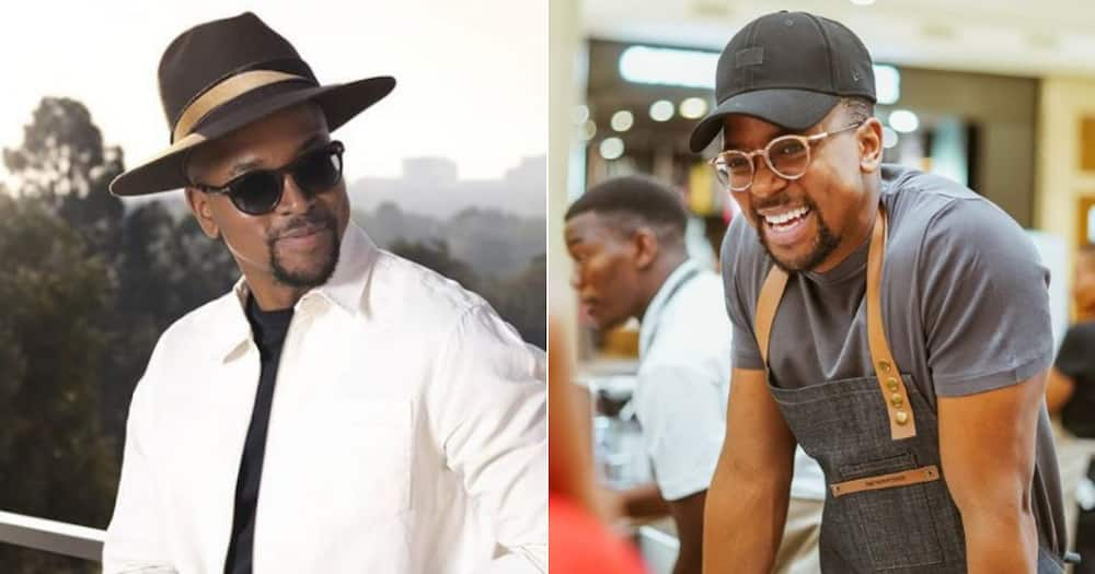 Maps Maponyane opens up about effects of Covid-19 on his business