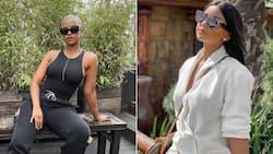 Influencer Mihlali Ndamase slams troll asking her to get a real job