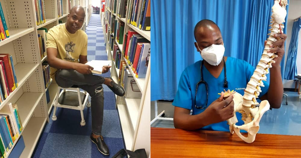 Hardships Made Me Stronger: Shelf Packer Graduates as Physiotherapist