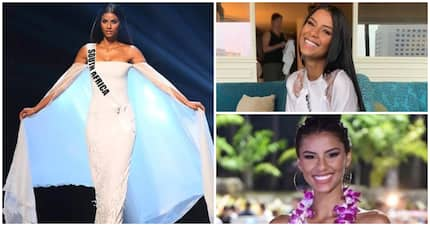 Proudly SA: Tamaryn Green crowned as runner-up at Miss Universe 2018