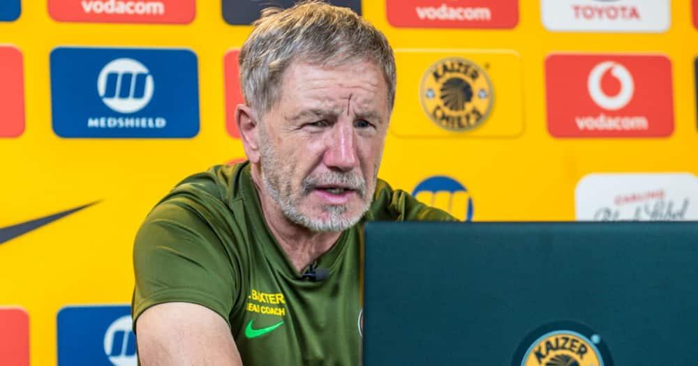 Kaizer Chiefs, Stuart Baxter, Royal AM, disappointment, DStv Premiership
