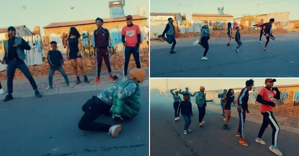 Take notes world: Video shows how Saffas do the #JerusalemaChallenge