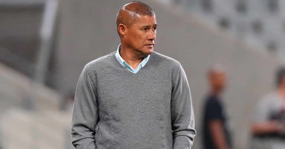 Cavin Johnson, Orlando Pirates, coaching, head coach, rumours