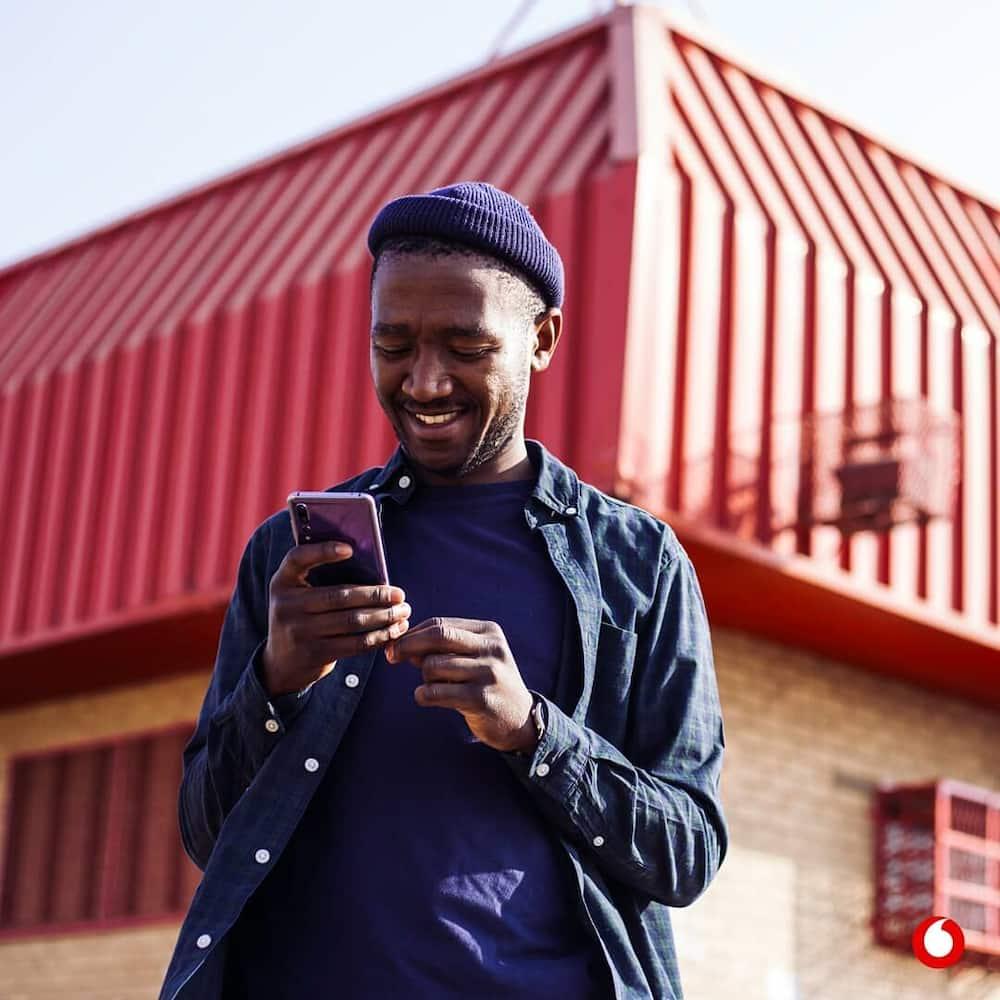 Vodacom lost phone