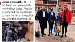 EFF helps free gogo who was arrested during protests: #ThankYouEFF