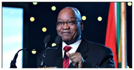 Zuma appears in court today for corruption charges, supporters rally
