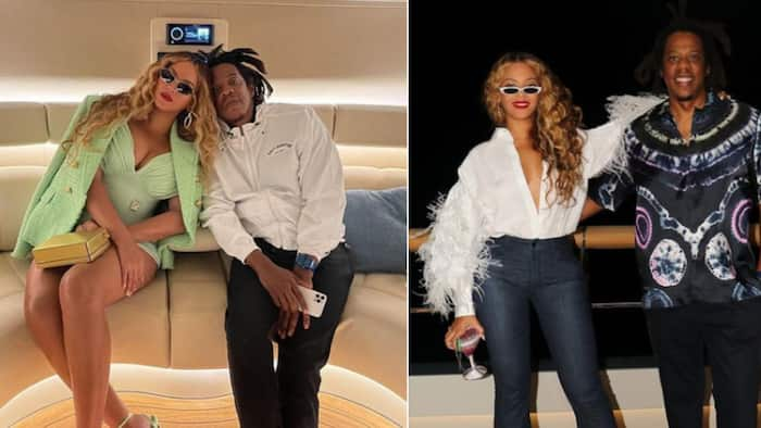 Stunning pics show Beyoncé and Jay Z being #CoupleGoals at the BFI London Film Festival