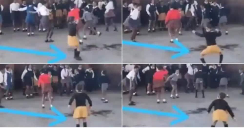 Video of Schoolgirl, Dancing, Viral video, Twitter Reactions