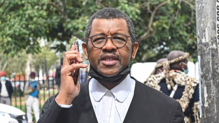 """""""They are doomed!"""": Mzansi on Dali Mpofu representing military vets accused of kidnapping"""