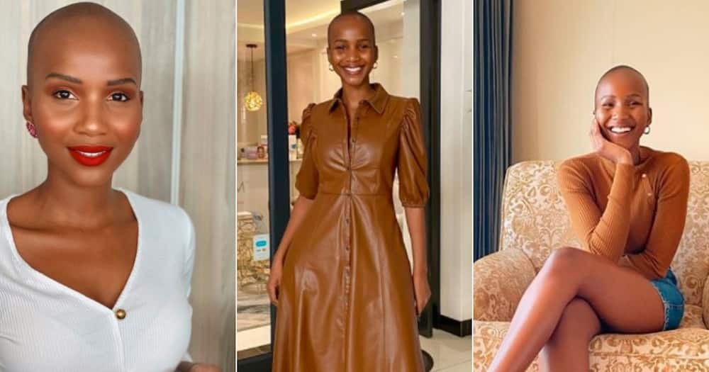 Congratulations: Shudufhadzo Musida is crowned Miss South Africa 2020