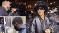 Rihanna shows love to fans on streets, warms hearts as she gifts stranger cash