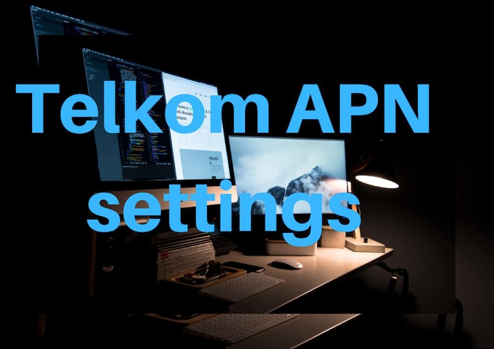 Telkom APN settings, MMS settings, mobile settings, internet settings, modem and WiFi router settings
