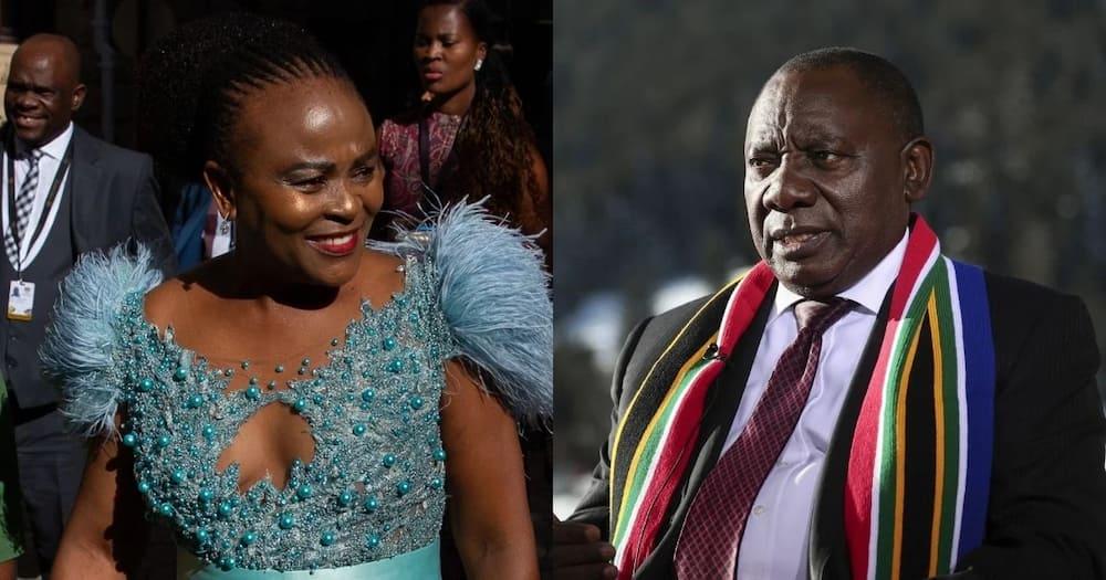 Busisiwe Mkhwebane, ConCourt says, Ramaphosa did not mislead