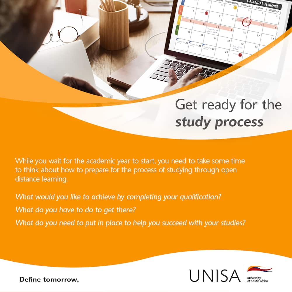 Health and safety courses UNISA 2021