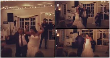 Proudly SA: Father-daughter wedding dance warms hearts of many
