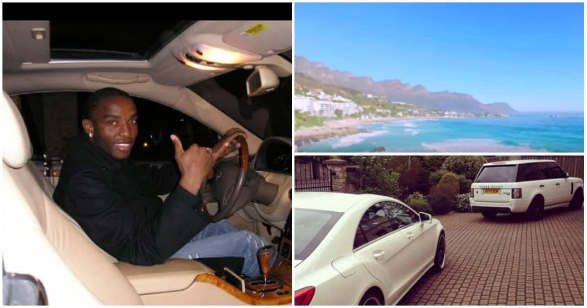 Benni McCarthy's net worth: Flashy cars and multimillion Rand home