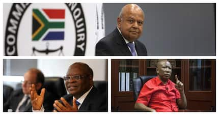 Day one of Minister Gordan testifying at State Capture Inquiry